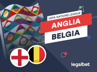 Maraz: Anglia - Belgia: cote la pariuri, ponturi şi informaţii.