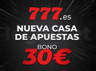 Legalbet.es: ¡Descubre Bet777, nueva casa de apuestas en Legalbet!.
