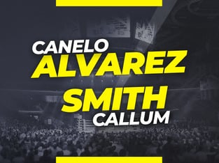 Legalbet.com: Canelo Alvarez announces next fight against undefeated Callum Smith.
