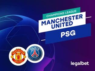Mario Gago: Apuestas y cuotas Manchester United - PSG, Champions League 2020/21.
