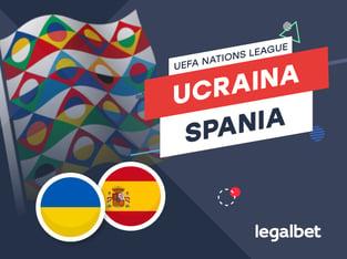 Cristian M: Ucraina - Spania - ponturi pariuri Liga Națiunilor.