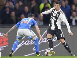Максим Погодин: «Наполи» - «Ювентус»: прогноз на матч итальянской Серии А. Юг против Севера.