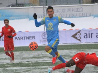 Максим Погодин: «Астана» - «Ордабасы»: на ужасном поле команды сыграют в «низовой» футбол.