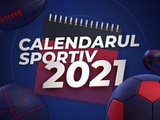 legalbet.ro: Calendarul Sportiv 2021: ghidul celor mai importante evenimente sportive.