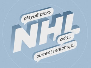 Legalbet.com: Latest NHL Playoff  Picks, Odds and Matchups.
