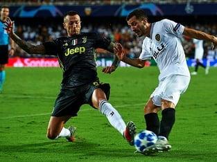 legalbet.ro: Juventus Torino - Valencia CF: prezentare cote la pariuri si statistici.