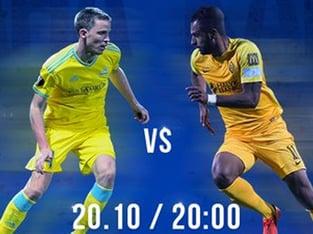 Максим Погодин: «Астана» - «Кайрат»: прогноз на главный матч сезона в казахстанской Премьер Лиге.