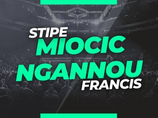 Legalbet.com: Miocic vs. Ngannou: UFC 260 Predictions, Odds and Fight Time.